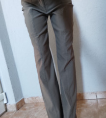 DENIM maslinaste pantalone