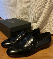 Massimo Dutti crne cipele