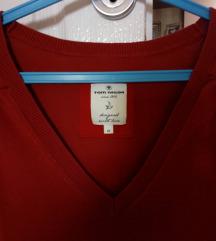 Crveni džemper TOM TAILOR M