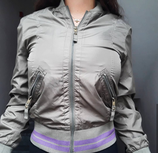 Zenska bomber jakna