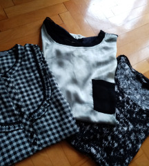 Tri letnje majice