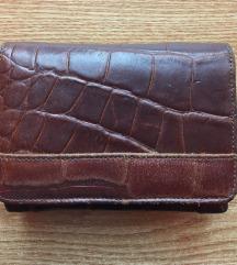 Ženski kožni novčanik