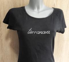 Crna majica Terranova