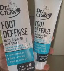 Foot Defense krema za stopala Sprej Gratis