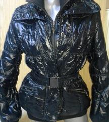 Crna zimska jakna *M