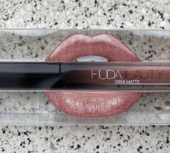 Huda Beauty Demi Matte cream lipstick