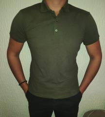 Muška maslinasto zelena majica / Potpuno NOVA