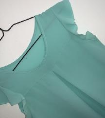 Tirkizna majica M