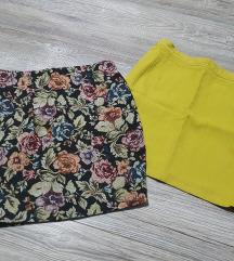 Dve mini suknjice