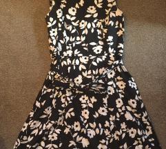 ANNE KLEIN cvetna haljina