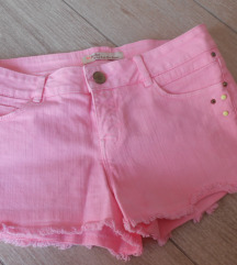 Sorts Bershka 36 pink