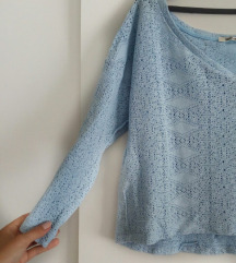 RASPRODAJA!Oversized bluza, kao nova
