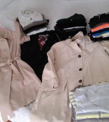 Paket garderobe S,M,38 - 32 kom
