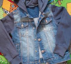 Pepperts jeans pamuk duks jakna za prolece