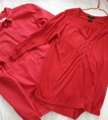 Poklanjam dve ciklama košulje H&M i Koton