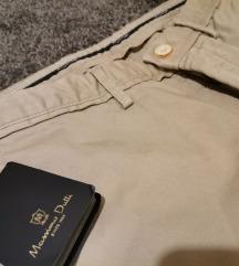 Massimo Dutti bež pantalone