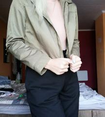 Zelena jaknica/sako
