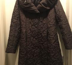 Zenska zimska duga jakna M/L