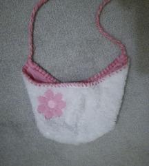 Zimska kapa za bebe devojčice