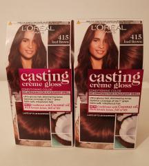 L'Oréal Casting Creme Gloss - 2 za 500 RSD