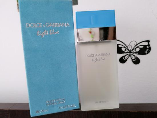 Dolce Gabana  Light blue