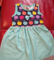 Haljina za devojcice, 110-116