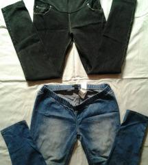 H&M mama trudnicke pantalone,vel/L,vidi mere.