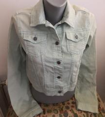 Mint zelena nova teksas jakna