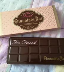 Too Faced Chocolate Bar paleta