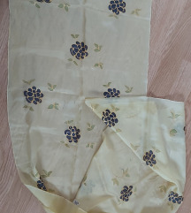 Maruska nova marama rucno oslikana svila