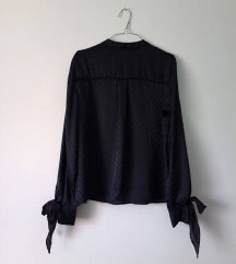 Vero moda bluza sa masnama na rukavima