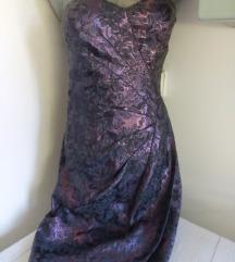 Divided haljina od brokata S