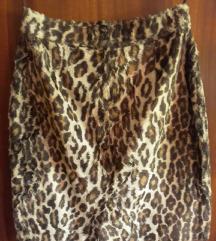 Leopard suknja