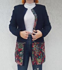 Legend mantil-jaknica sa vezom- Kao nov!