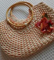 Letnja pletena tašna