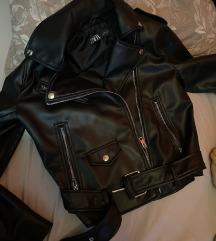 Nova Zarina kozna jakna S