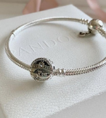 Pandora Venecija srebro s925
