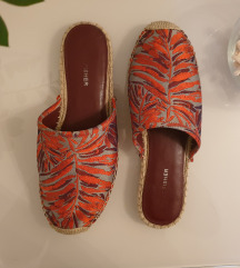 Marc Fisher espadrile / papuče 40