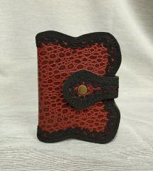 Fantasy unikatni kožni novčanik BCK01 - novo