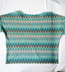 H&M svetlucava bluza