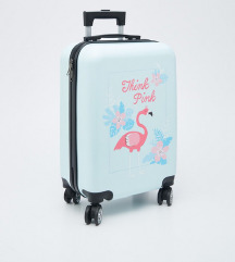 Novi kofer sa etiketom