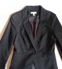 H&M crni sako, skoro NOV