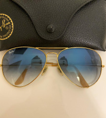Ray Ban Aviator Gradient naocare original