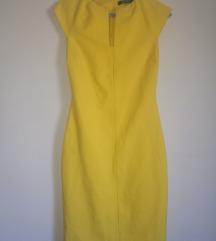 Žuta haljina,veličina S