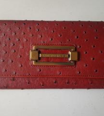 David Jones crveni novčanik