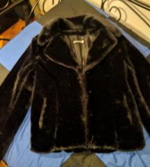 Nova kratka bunda vestacko krzno