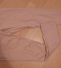 Bebi roze pantaloneee m vel