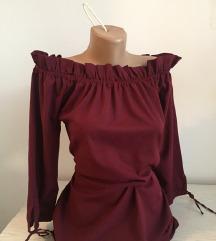 * Bordo haljina *