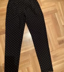 Crne ženke pantalone