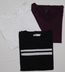 3 majice za 300 din